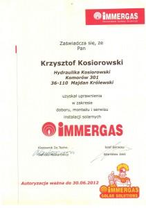 certyfikat 003