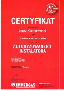 certyfikat 006